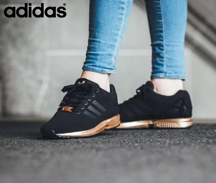 adidas torsion femme rose gold