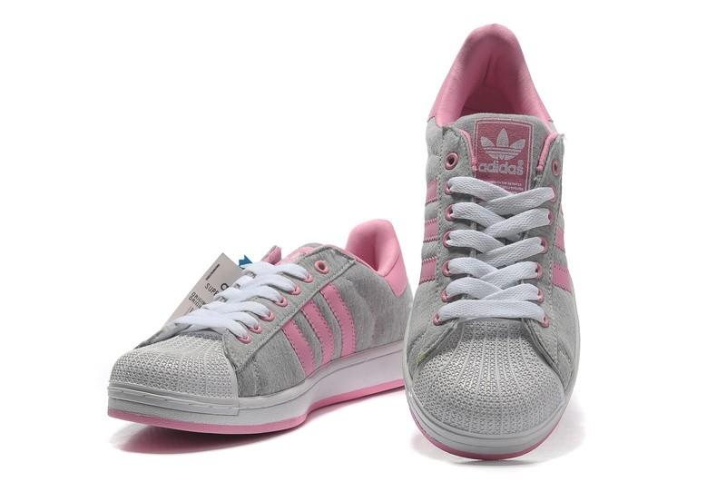 basket adidas femme promo
