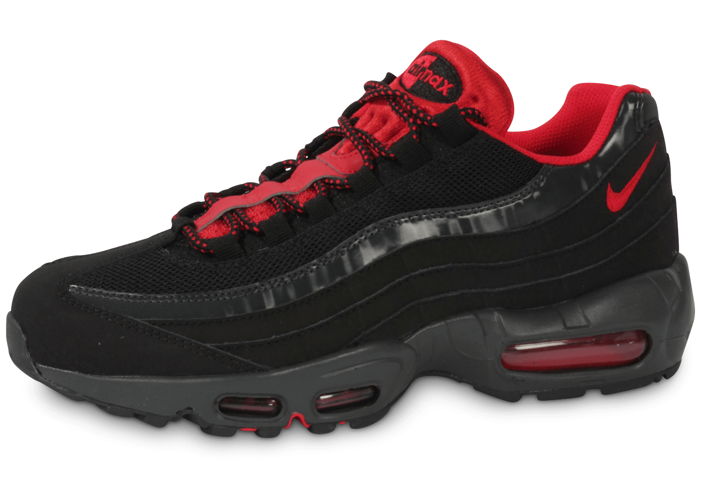 air max rouge et noir